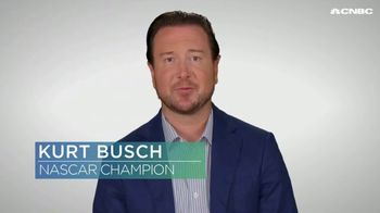 Acorns TV Spot, 'CNBC: Remain Patient' Featuring Kurt Busch - Thumbnail 1