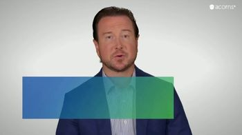 Acorns TV Spot, 'CNBC: Remain Patient' Featuring Kurt Busch