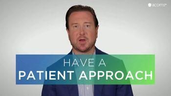 Acorns TV Spot, 'CNBC: Remain Patient' Featuring Kurt Busch - Thumbnail 4