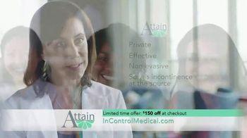 InControl Medical Attain TV Spot, 'Worried: $150 Off' - Thumbnail 8