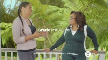 WW TV Spot,  'Yvonne & Gracie: Triple Play Starter Kit Plan' Featuring Oprah Winfrey - Thumbnail 5