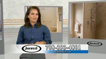 Jacuzzi Dream Bathroom Sale TV Spot, 'Don't Put Off Updating Your Bathroom'
