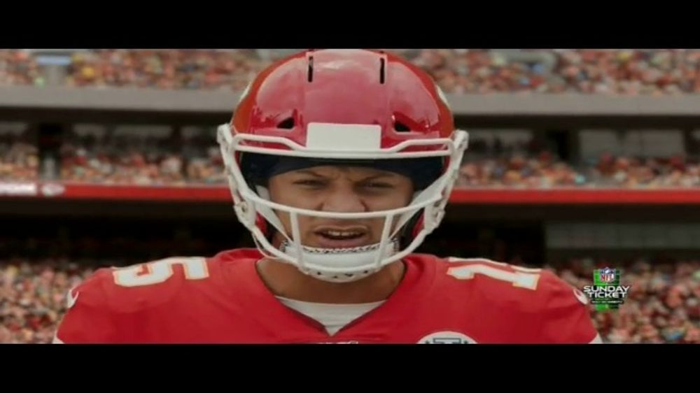 DIRECTV NFL Sunday Ticket TV Commercial, 'Unbeatable' Featuring Patrick Mahomes
