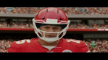 DIRECTV NFL Sunday Ticket TV Spot, 'Unbeatable' Featuring Patrick Mahomes - Thumbnail 1