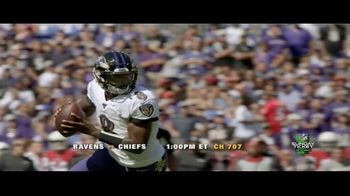 DIRECTV NFL Sunday Ticket TV Spot, 'Unbeatable' Featuring Patrick Mahomes - Thumbnail 3