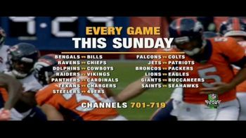 DIRECTV NFL Sunday Ticket TV Spot, 'Unbeatable' Featuring Patrick Mahomes - Thumbnail 6