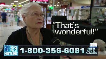 Free RX Hotline TV Spot, \'Free Programs\'