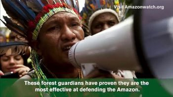 Amazon Watch TV Spot, 'Fire in the Amazon' - Thumbnail 7