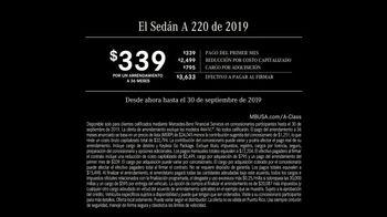 2019 Mercedes-Benz A-Class TV Spot, 'Hola, Mercedes' [Spanish] [T2] - Thumbnail 10