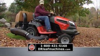 DR Power Equipment TV Spot, 'Dread Fall Leaf Clean Up'