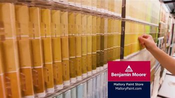 Benjamin Moore TV Spot, 'Welcome to Mallory Paint Store' - Thumbnail 2