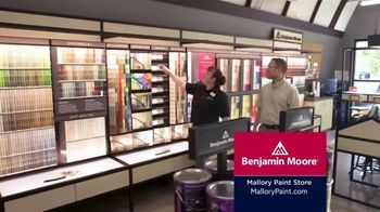 Benjamin Moore TV Spot, 'Welcome to Mallory Paint Store' - Thumbnail 3