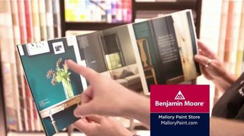 Benjamin Moore TV Spot, 'Welcome to Mallory Paint Store' - Thumbnail 4