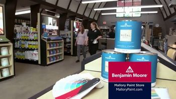 Benjamin Moore TV Spot, 'Welcome to Mallory Paint Store' - Thumbnail 6