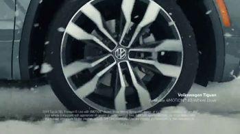2019 Volkswagen Tiguan TV Spot, 'Road Conditions' [T2]