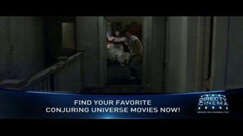 DIRECTV Cinema TV Spot, 'The Conjuring Movies' - Thumbnail 6