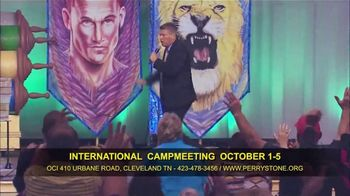Perry Stone Ministries International Campmeeting TV Spot, 'Join Me' - Thumbnail 3