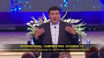 Perry Stone Ministries International Campmeeting TV Spot, 'Join Me' - Thumbnail 4
