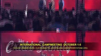 Perry Stone Ministries International Campmeeting TV Spot, 'Join Me' - Thumbnail 5