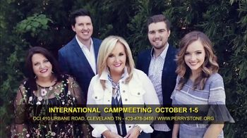 Perry Stone Ministries International Campmeeting TV Spot, 'Join Me' - Thumbnail 6