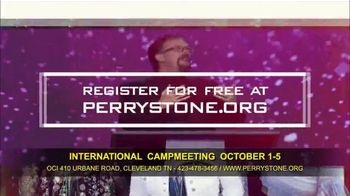Perry Stone Ministries International Campmeeting TV Spot, 'Join Me' - Thumbnail 7