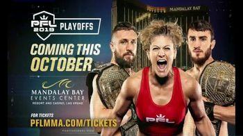 Professional Fighters League Playoffs TV Spot, '2019 Las Vegas: Mandalay Bay Events Center' - Thumbnail 9