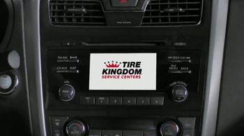 Tire Kingdom TV Spot, 'Buy Three, Get One: Store Card' - Thumbnail 1