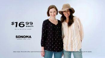 Kohl's Men's + Women's Style Event TV Spot, '15 or 20 Percent Off: Tops, Flannel, Bedding' - Thumbnail 3