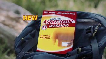 Aspercreme Warming Patch TV Spot, 'On the Go: Fresh Air' - Thumbnail 4