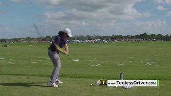 Revolution Golf Teeless Driver TV Spot, 'Incredible' Featuring Notah Begay III - Thumbnail 8