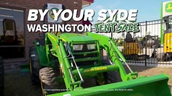 Sydenstrickers By Your Side Washington Tent Sale TV Spot, 'Find Big Savings' - Thumbnail 4