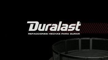 DuraLast TV Spot, 'Cabeza y cuerpo' con Pablo Sabori [Spanish] - Thumbnail 1