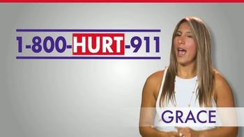 Hurt 911 TV Spot, 'Just Another Injury Attorney' - Thumbnail 6