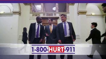 Hurt 911 TV Spot, 'Just Another Injury Attorney' - Thumbnail 7
