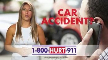 Hurt 911 TV Spot, 'Just Another Injury Attorney' - Thumbnail 8