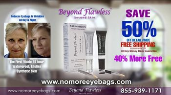 Lily Bioceuticals Beyond Flawless TV Spot, 'Life-Like Second Skin' - Thumbnail 9