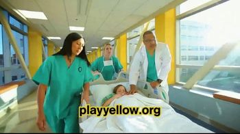 Children's Miracle Network Hospitals TV Spot, 'Play Yellow'