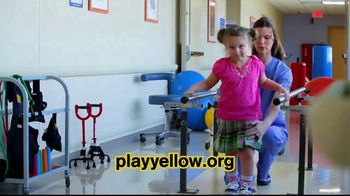 Children's Miracle Network Hospitals TV Spot, 'Play Yellow' - Thumbnail 4