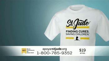 St. Jude Children's Research Hospital TV Spot, 'Sebastián: mes de concientización de cáncer infantil' [Spanish] - Thumbnail 7