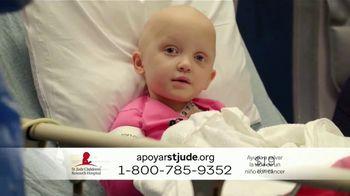 St. Jude Children's Research Hospital TV Spot, 'Sebastián: mes de concientización de cáncer infantil' [Spanish] - Thumbnail 4