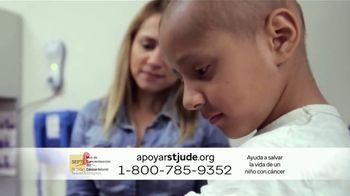 St. Jude Children's Research Hospital TV Spot, 'Sebastián: mes de concientización de cáncer infantil' [Spanish] - Thumbnail 6
