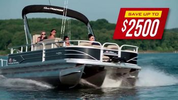 Bass Pro Shops Model Year-End Clearance TV Spot, 'Remaining 2019 Tracker and Sun Tracker Boats' - Thumbnail 4