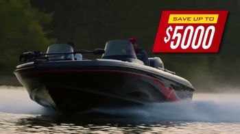 Bass Pro Shops Model Year-End Clearance TV Spot, 'Remaining 2019 Tracker and Sun Tracker Boats' - Thumbnail 7