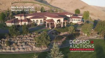 DeCaro Auctions International TV Spot, 'Absolute Auction: Kennewick, Washington'