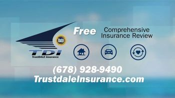TrustDALE Insurance TV Spot, 'Free Comprehensive Insurance Review' - Thumbnail 4