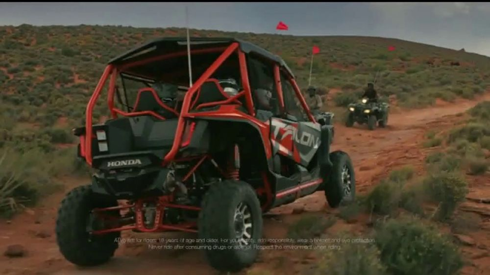 Honda Talon 1000R TV Commercial, 'Sunrise to Sunset'