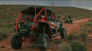Honda Talon 1000R TV Spot, 'Sunrise to Sunset' - Thumbnail 3