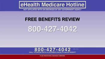 eHealthInsurance Services TV Spot, 'Medicare Hotline' - Thumbnail 1
