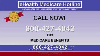 eHealthInsurance Services TV Spot, 'Medicare Hotline' - Thumbnail 2