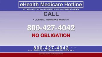 eHealthInsurance Services TV Spot, 'Medicare Hotline'